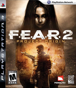 F.E.A.R. 2 Project Origin - PS3 Game