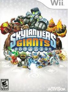 Skylanders Giants - Wii Game