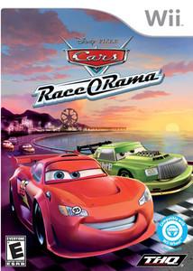 Cars Race O Rama - Wii Game