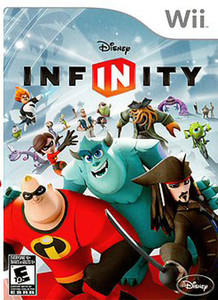 Infinity, Disney - Wii Game