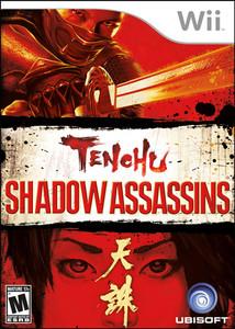 Tenchu Shadow Assassins - Wii Game