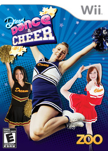 Dream Dance & Cheer - Wii Game