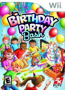 Birthday Party Bash - Wii Game
