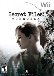 Secret Files: Tunguska - Wii Game