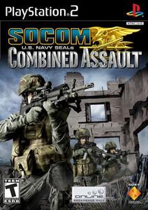 Socom US Navy Seals Combined Assault - PS2 Game