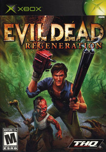 Evil Dead Regeneration - Xbox Game