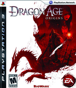 Dragon Age Origins - PS3 Game