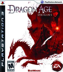 Dragon Age Origins - PS3 Game