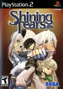 Shining Tears - PS2 Game