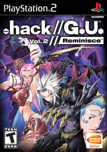 .hack // G.U. Vol. 2 // Reminisce - PS2 Game