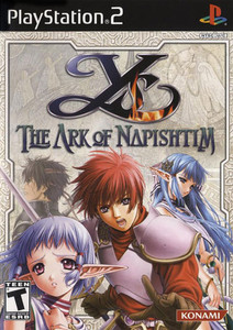 YS The Ark Of Napishtim - PS2 Game