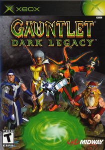Gauntlet Dark Legacy - Xbox Game