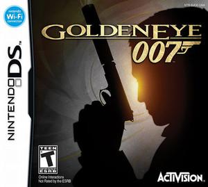 Goldeneye 007 - Nintendo DS Game