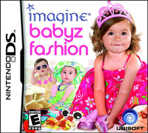 Imagine Babyz Fashion - DS Game