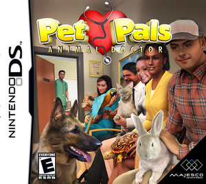 Pet Pals Animal Doctor - DS Game