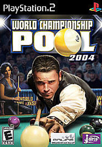 New Factory Sealed World Championship Pool 2004 - PS2 Game