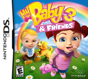 My Baby 3 & Friends - DS Game