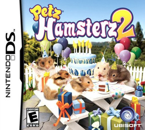 Petz Hamsterz 2 - DS Game