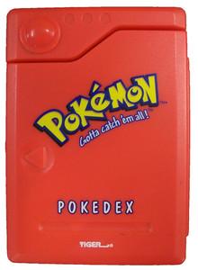 Original Pokemon Pokedex - Tiger