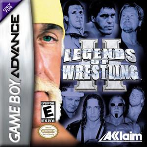 Legend of Wrestling II - GBA Game