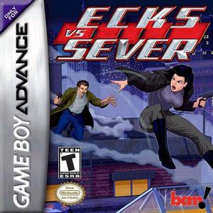 Ecks VS Sever - GBA  Game