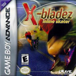 X Bladez Inline Skater - Game Boy Advance Game
