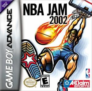 NBA Jam 2002 - Game Boy Advance Game