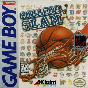 College Slam - Game Boy Game