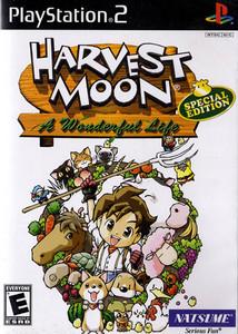 Harvest Moon A Wonderful Life Sp. Ed. - PS2
