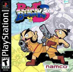 Point Blank 3 - PS1 Game