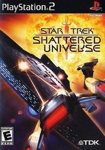 Star Trek Shattered Universe - PS2 Game