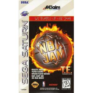 NBA Jam Tournament Edition - Saturn Game