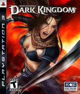 Untold Legends: Dark Kingdom - PS3 Game