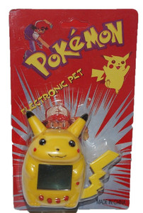 Pikachu Pokemon Electronic Pet