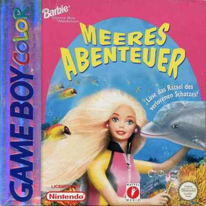 Barbie Ocean Discovery - Game Boy Color Game