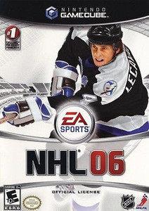 NHL 2006 - GameCube Game