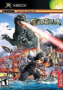 Godzilla Save the Earth - Xbox Game