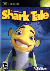 Shark Tale - Xbox Game