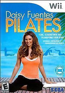 Daisy Fuentes Pilates - Wii Game