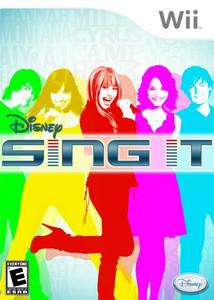 Disney Sing It - Wii Game