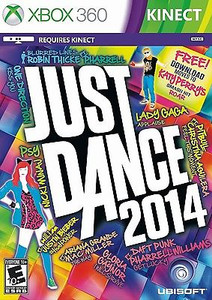 New Sealed Just Dance 2014 - Xbox 360 Game