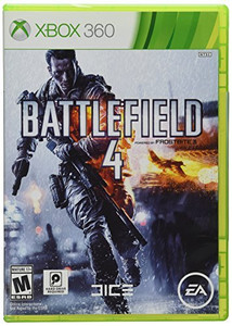 New Sealed Battlefield 4 - Xbox 360 Game