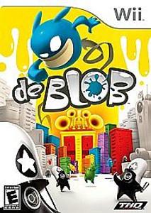 New Sealed de Blob - Wii Game