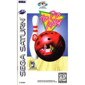 Ten Pin Alley - Saturn Game