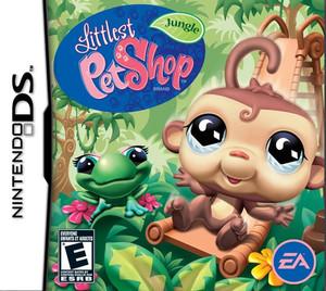 Littlest Pet Shop Jungle - DS Game