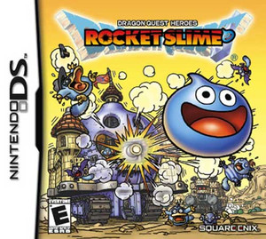 Dragon Quest Heroes Rocket Slime - DS Game