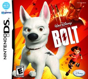 Disney Bolt - DS Game