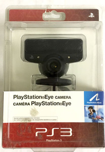 New PlayStation Eye Camera - PS3