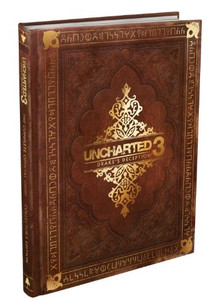 Uncharted 3 Drake's Deception Collectors Edition Strategy Guide