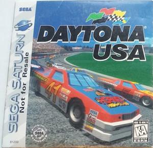 Daytona USA - Saturn Game